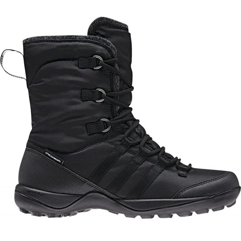 Dámska zimná obuv vysoká ADIDAS-CH LIBRIA PEARL CP   BLACK 1   BLACK 1 ca92187ebe7