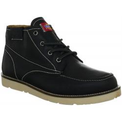 Pánska vychádzková obuv DICKIES-GRAIN Black