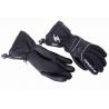 BLIZZARD Performance Double ski gloves, black/silver,
