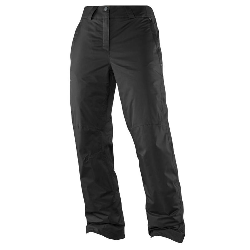 236615179 Dámske lyžiarske nohavice SALOMON-RESPONSE PANT W