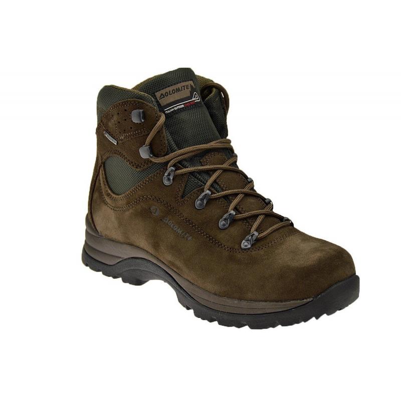988743f011f1 Pánska turistická obuv vysoká DOLOMITE-7D APRICA GTX -