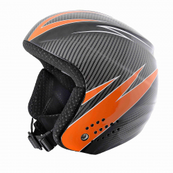 Lyžiarska prilba BLIZZARD-RACE ski helmet, carbon orange, size 50-52 uni