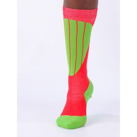 Lyžiarske podkolienky (ponožky) BOOT DOC-BD Poison socks