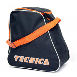 Taška TECNICA Skiboot bag, black/orange