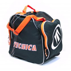 Taška TECNICA Skiboot bag Premium, black/orange