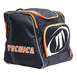 Ruksak na lyžiarky TECNICA-Family/Team Skiboot backpack, black/orange