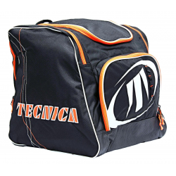 Taška TECNICA Family/Team Skiboot backpack, black/orange