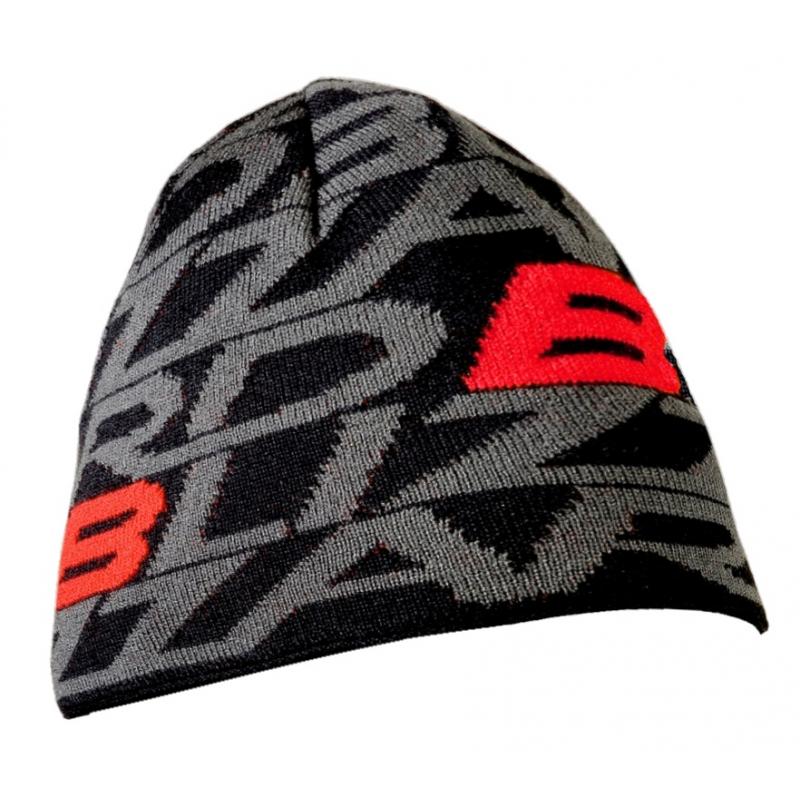 Zimná čiapka BLIZZARD-Dragon CAP black/red M - Štýlová zimná čiapka, ktorú využijete počas mrazivých dní na svahu alebo aj pri prechádzkach mestom.