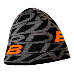 Pánska zimná čiapka BLIZZARD-Dragon CAP black/orange M