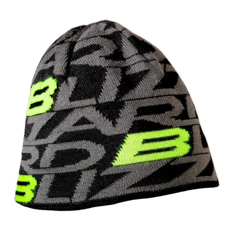 Zimná čiapka BLIZZARD-Dragon CAP black/green M - Štýlová zimná čiapka značky Blizzard, ktorú využijete počas mrazivých dní na svahu alebo aj pri prechádzkach mestom.