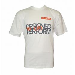 Tréningové tričko s krátkym rukávom TECNICA-T-SHIRT, white