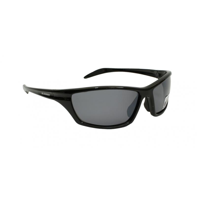 Športové okuliare BLIZZARD Sun glasses A1101 2 black shiny - a20fe2e7dc4