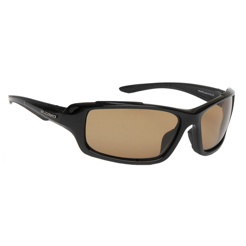 Športové okuliare BLIZZARD Sun glasses PA8142 2 black shiny 02d14afa85f