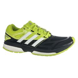 Pánska bežecká obuv ADIDAS-Response Boost Techfit CBLACK/FTWWHT/SESOYE