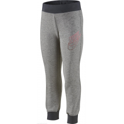 Nohavice NIKE-Nike Skinny Semi-Brushed Cuff Pants