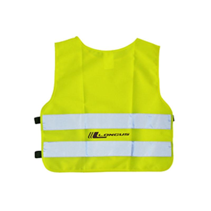 Reflexné prvky LONGUS-Návlek reflexný žltý EN1150 -