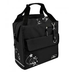 Cyklistická taška LONGUS-Kapsa PANIER na nosič čierna