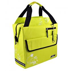 Cyklistická taška LONGUS-Kapsa PANIER na nosič žltá
