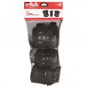 FILA SKATES-JUNIOR BOY FP 3SET black/red