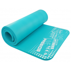 Fitness podložka LIFEFIT YOGA MAT EXKL+,180x60x1,5,modra