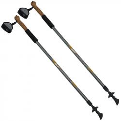 Turistické palice SULOV-NORDIC WALKING ORANGE TRL
