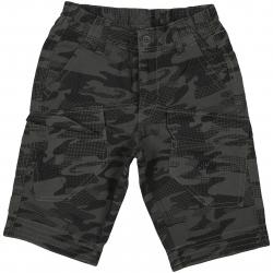 Chlapčenské nohavice 3/4 AUTHORITY-PRUMONY K grey