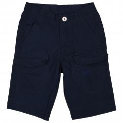 Chlapčenské nohavice 3/4 AUTHORITY-PRUMONY K blue