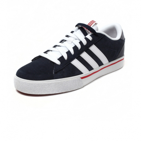 b21d54040972 ADIDAS NEO-DAILY ST LO  COLLEGIATE NAVY FTWR WHITE POWER RED ...