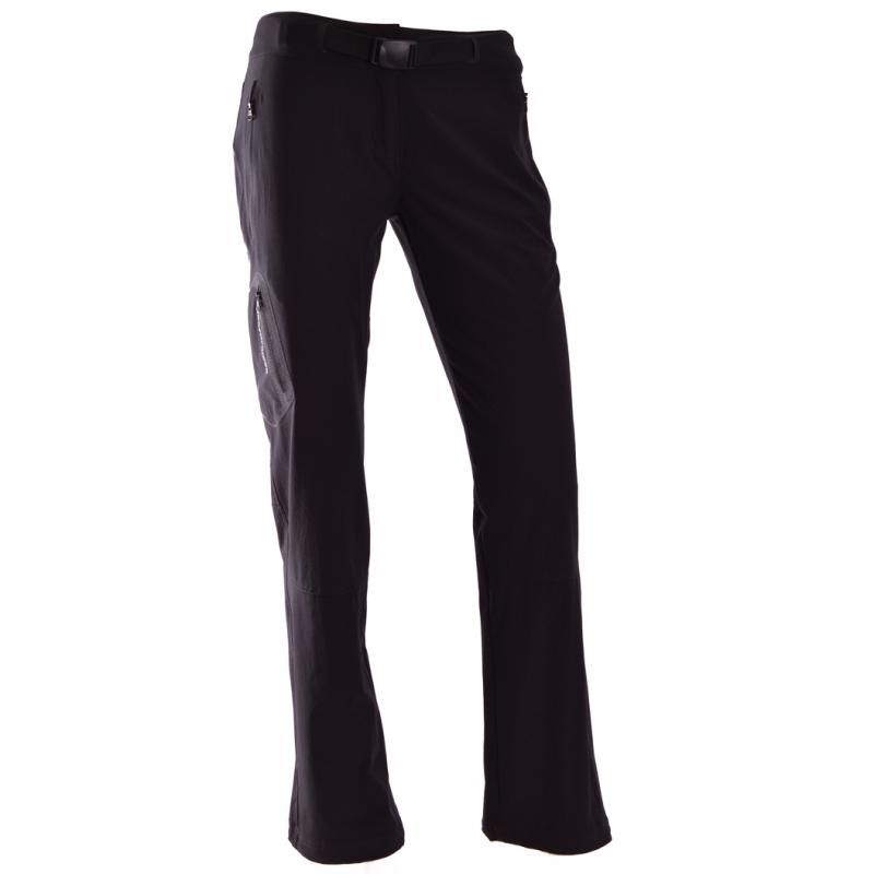 14c6ec081700 Dámske turistické nohavice NORTHFINDER-FAITH black -
