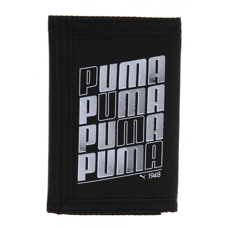 9a912369809cb PUMA-PUMA Pioneer Wallet black   EXIsport Eshop