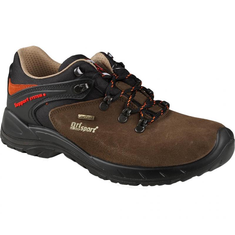 Turistická obuv nízka GRISPORT-Cellole - Pánska a dámska turistická obuv značky Grisport s membránou GriTex a stabilizačným systémom na spevnenie členku Support systém.