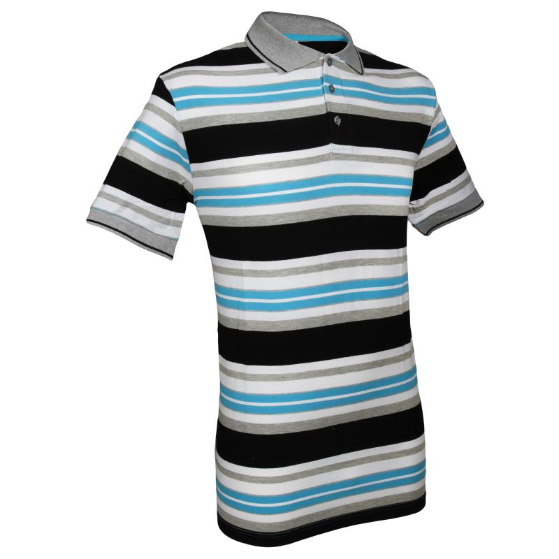 6f2cc32bfc3c Pánske polo tričko s krátkym rukávom AUTHORITY-ELGEON blue -