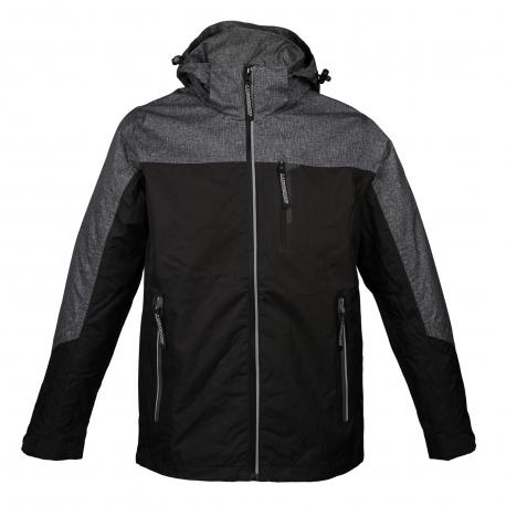 5f1cb7614 Turistická bunda AUTHORITY-PRO WINDEO black -