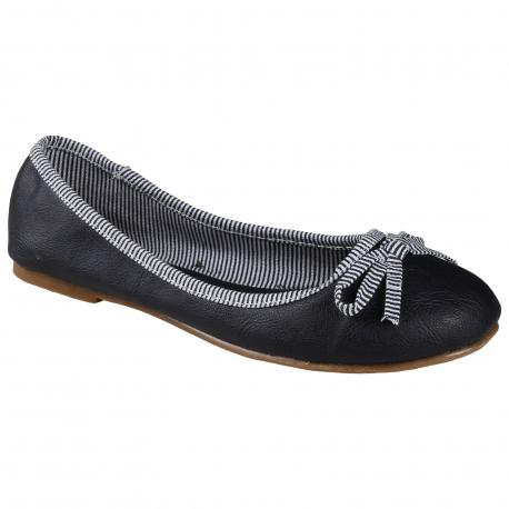 Dámská rekreační obuv AUTHORITY-Baleríny Blue