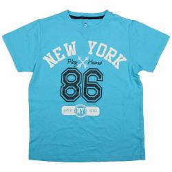 Tričko s krátkym rukávom AUTHORITY-ZELIO B I blue