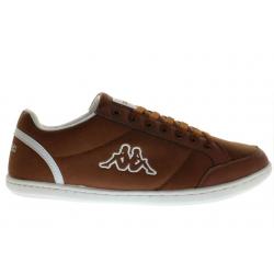 Rekreačná obuv KAPPA-Kent low cognac/white