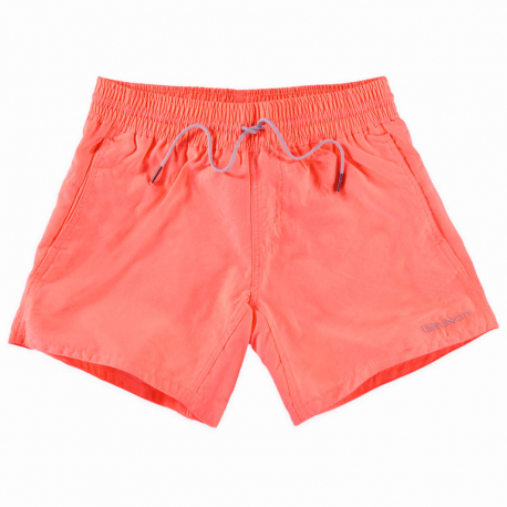 Pánske plavky BRUNOTTI-Crunot Men Short NOOS flamingo