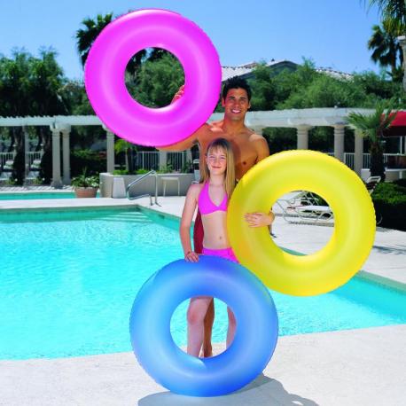 """BESTWAY-36"""" Fluorescent Swim Ring"""