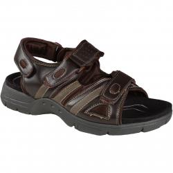Pánska módna obuv LANCAST Brown sandal