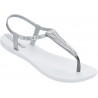 IPANEMA-Charm Sandal II white-silver