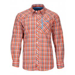 Turistická košeľa s dlhým rukávom BERG OUTDOOR-JOMOLHA