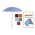 EXIfun-BEACH UMBRELLA WITH SIDE PANEL