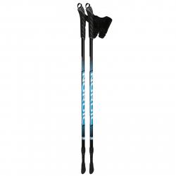 Turistické palice ITALBASTONI-Nordic Walking ALU VARIO 90 - 130cm Blue