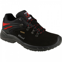 Pánska turistická obuv nízka GRISPORT-Cellole Black