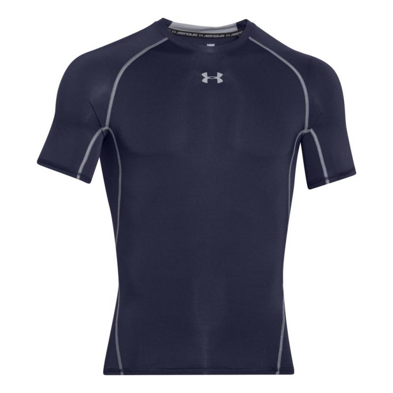 Under Armour 1k Armour Heat Gear Short Sleeve T Shirt 1