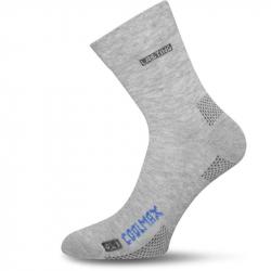 Turistické ponožky LASTING OLI 800 GREY