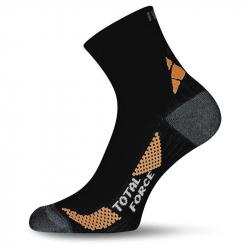 Bežecké ponožky LASTING RTF 900 BLACK