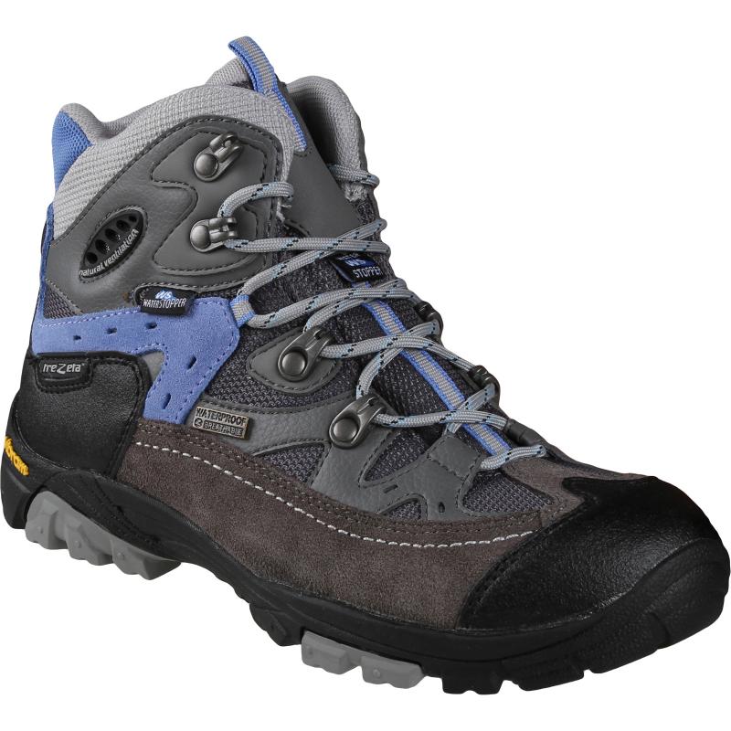 9f591ba6ec8e Detská turistická obuv stredná TREZETA-IDAHO KID WS PIOMBO -