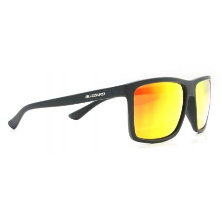 Športové okuliare BLIZZARD-PC801-112 rubber black