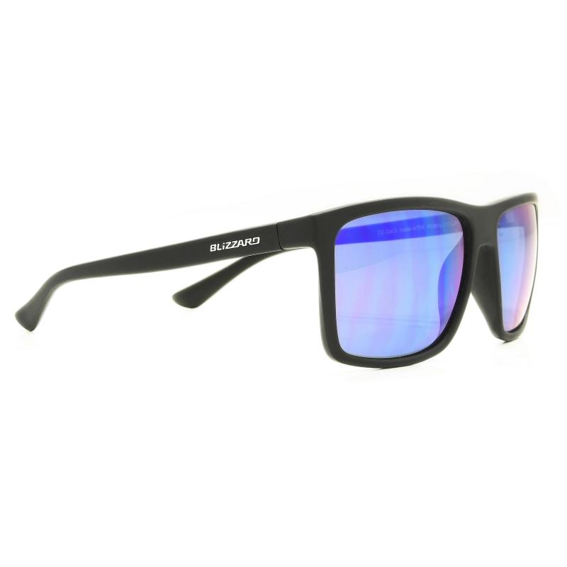 Športové okuliare BLIZZARD-PC801-113 rubber black -